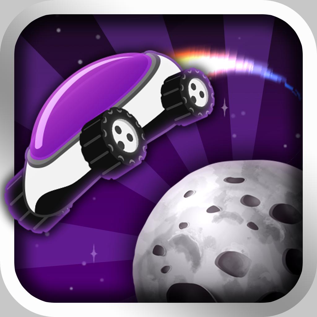 Lunar Racer iOS