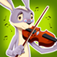 Animal game for children age 2-5: Get to know the animals of the forest with music