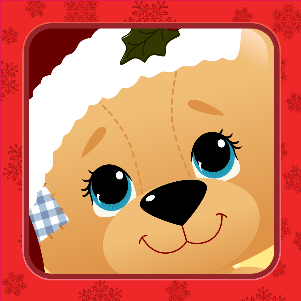 Christmas Game - Game for Girls / Kids - Special Christmas Clothes and Make-up